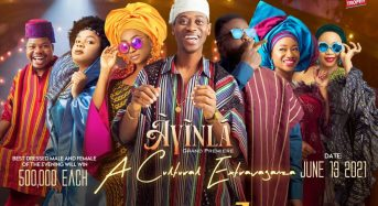 'AYINLA' First Banks Sponsored Movie Debuts Sunday In Sunday