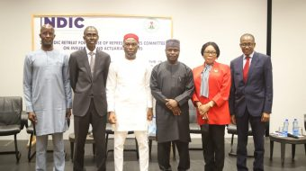 NDIC Photo News : At The 2021 Retreat For House of Representatives Committee On Insurance and Actuarial Matters