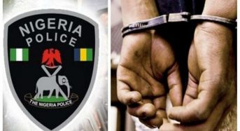 Police Arrests 18 Year Old Boy Who Killed A Prostitute