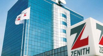 Despite Excrutiating Economic Challenges Zenith Bank PBT Rose 3% To N117Bn In H1, 2021