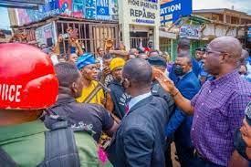 Oyo State Government Investigates Iwo Road Crises