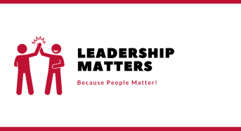 Why Leadership Matters.