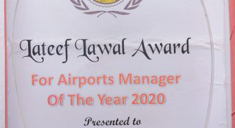 FAAN Wins Lateef Lawal Award For Airport Manager Of The Year At 25th LAAC Conference
