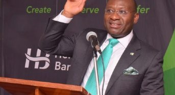 Heritage Bank MD Gives Insight To Nigeria's Solid Mineral Development