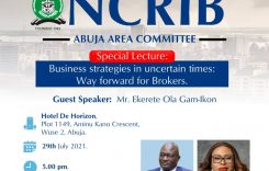 African Alliance Insurance To Host NCRIB Abuja Area Committee