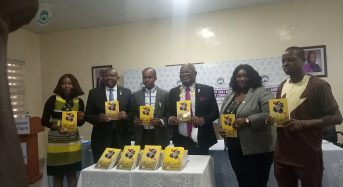 CIIN Photo News: At The Unveiling Of Insurance Textbooks For Secondary Schools/Colleges