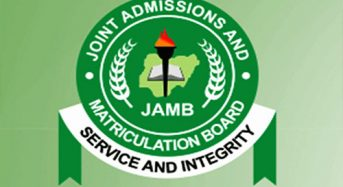 18,000 Candidates Rescheduled For Mop-Up UTME August 6- JAMB