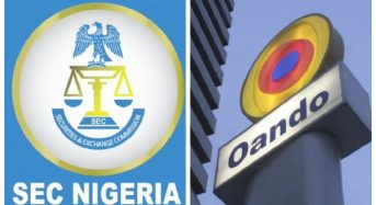 Oando Plc Enters into Settlement With SEC