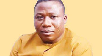 Sunday Igboho Still Held In Cotonou