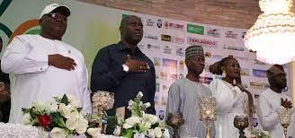 Ibadan Golf ClubAppreciates Heritage Bank's Support
