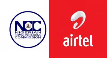 Airtel's License Renewal Application Still Receiving Attention- NCC