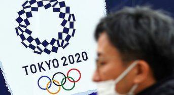 Typhoon set to disrupt Olympic programme