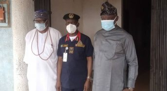Anambra State NSCDC Assures Of Security During Governorship Election