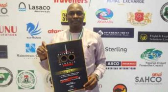 Shadare Elected Among 100 Aviation Business Leaders In Nigeria
