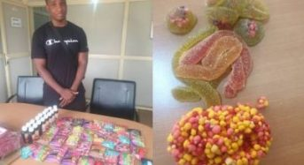 NYSC Member Arrested For Importing Illegal Drugs