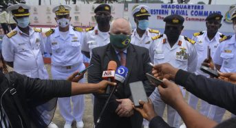 Nigeria And Brazil Strengthen Maritime Security In The Gulf Of Guinea