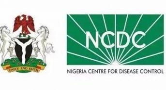 COVID-19: NCDC releases Nigeria's lockdown data