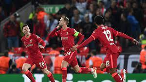 Henderson scores winning goal as Liverpool beat AC Milan in 5-goal thriller