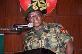 COAS Tasks Troops On Professionalism