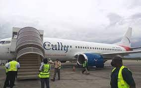 Cally Air May Be Grounded In Nigeria