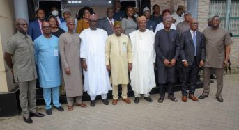NNPC Photo News: GMD NNPC Visits To DPR In Abuja