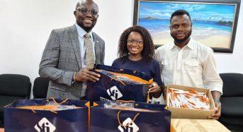 STI Photo News: STI Plc Partners Junior Chambers International (Lagos Metropolitan) On Back To School Project