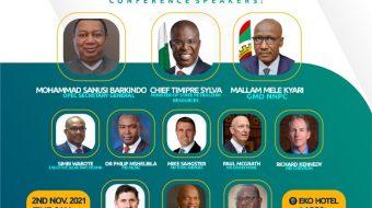 NAEC 2021 Confernce hosts Barkindo
