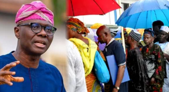 291 Retirees In Lagos Receive N1.029 Billion Pension Payment