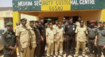 Police Beefs Security Around Correctional Centers In Zamfara
