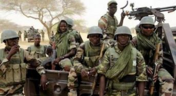 Soldiers engage kidnappers in gun duel in Ekiti, rescue 6